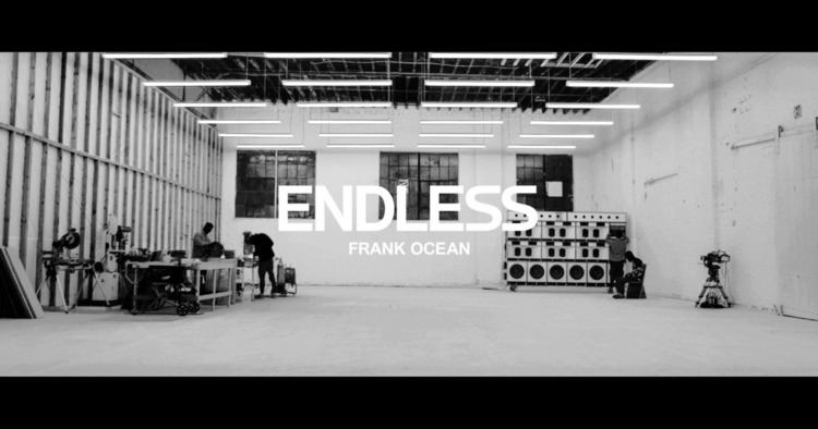Endless (Frank Ocean album) Your Guide to Frank Ocean39s Endless Visual Album