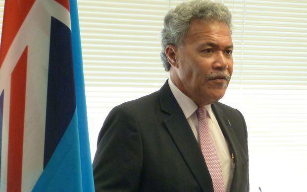 Enele Sopoaga If reelected Sopoaga pledges to review Tuvalu