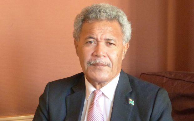 Enele Sopoaga Failure not an option for Tuvalu in Paris Radio New