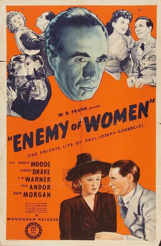 Enemy of Women Enemy of Women Movie Posters From Movie Poster Shop