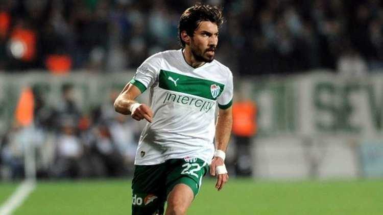Sener Ozbayrakli Sener Ozbayrakli Bursaspor Goalcom