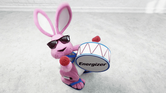 Energizer Bunny Energizer39s Famous Pink Bunny Is Still Going After 27 Years and