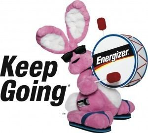 Energizer Bunny The History of the Energizer Bunny Batteries and Butter