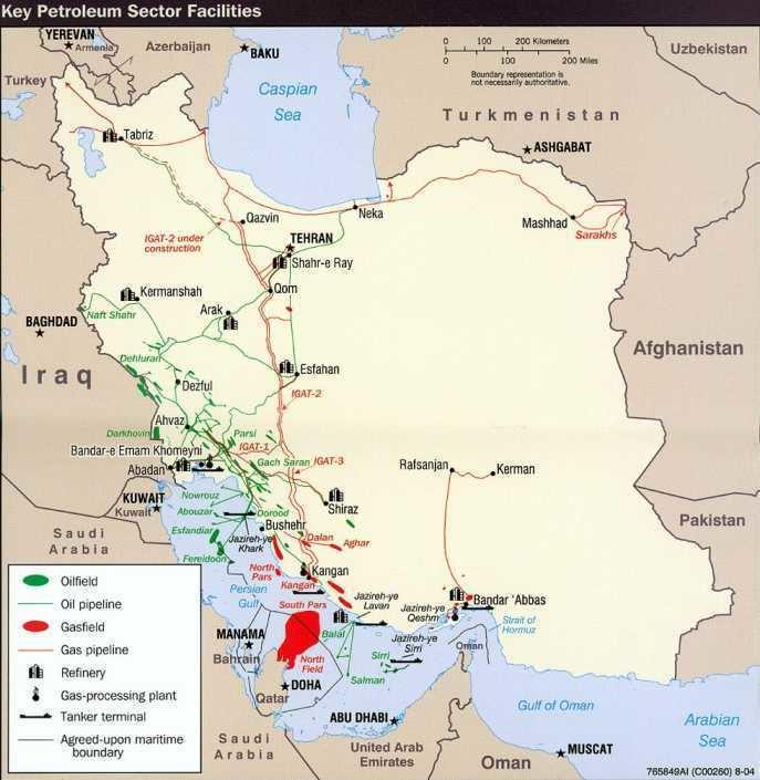 Energy in Iran