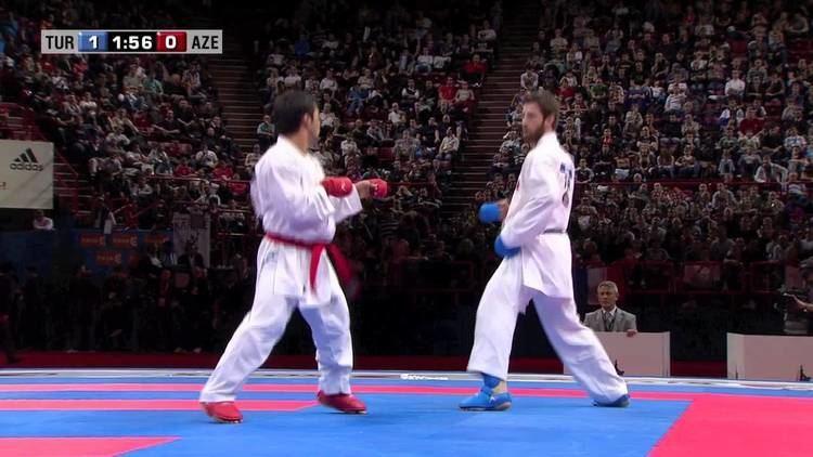 Enes Erkan Final Male Kumite 84Kg Enes Erkan vs Shahin Atamov WKF