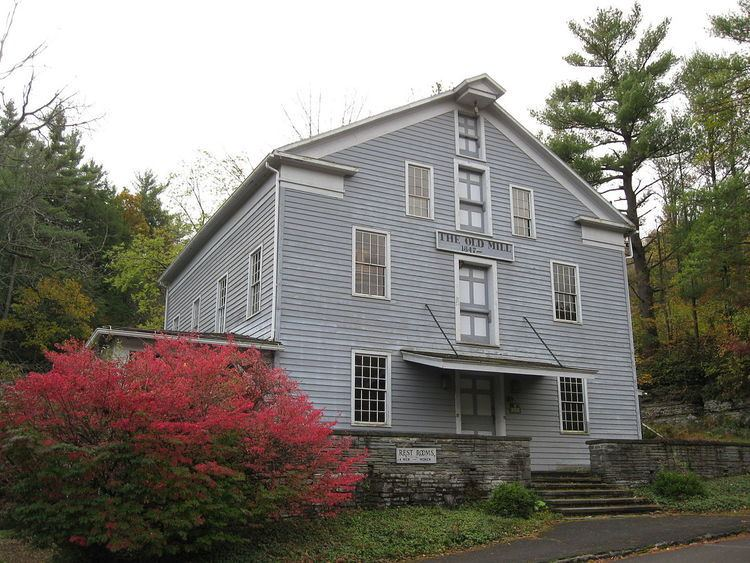 Enfield Falls Mill and Miller's House