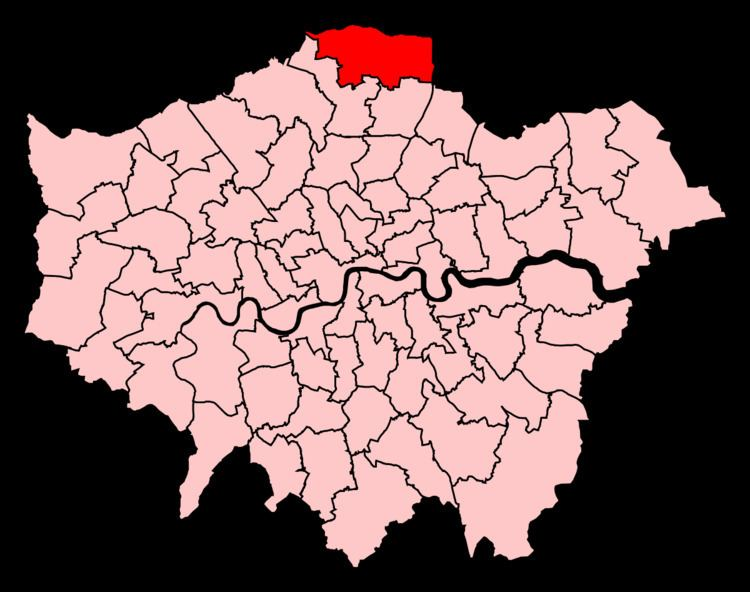 Enfield North (UK Parliament constituency)