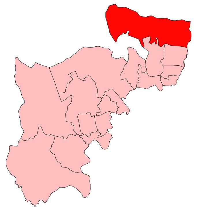 Enfield (UK Parliament constituency)