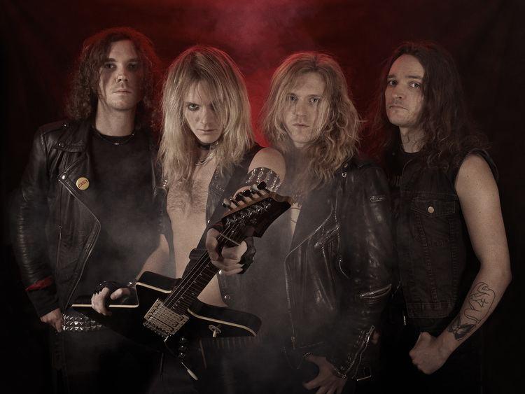 Enforcer (band) ENFORCER Always be inspired Metal Squadron