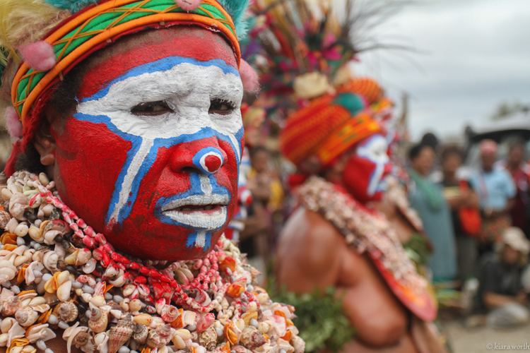 Enga Province Culture of Enga Province
