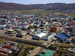 Engaru, Hokkaido httpsuploadwikimediaorgwikipediacommonsthu