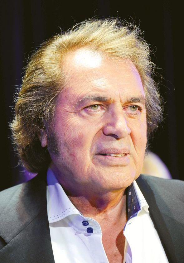 Engelbert Humperdinck (singer) Singer Engelbert Humperdinck on life career and wife Patricia