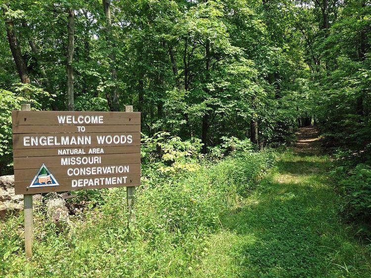 Engelmann Woods Natural Area