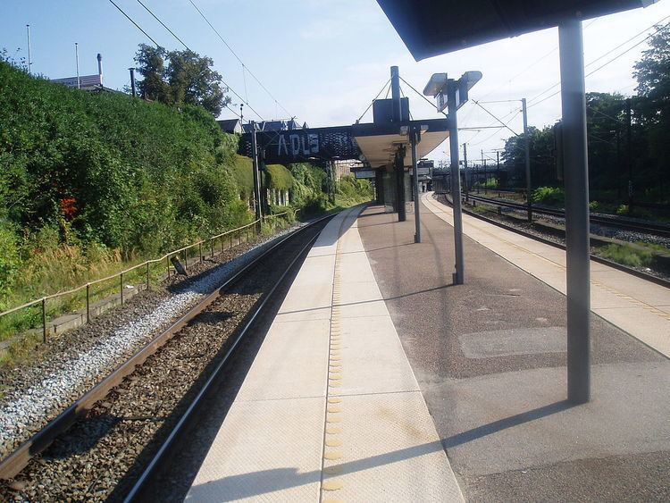 Enghave station