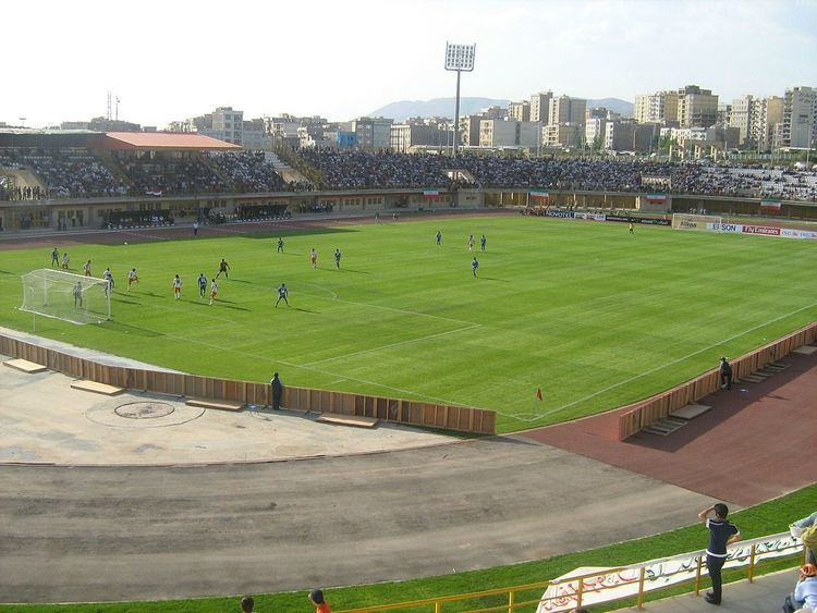 Enghelab Stadium