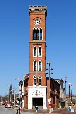 Engine House No. 6 (Baltimore, Maryland) httpsuploadwikimediaorgwikipediacommonsthu