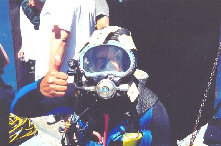 Engineer diver