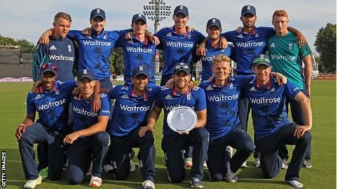 England Lions (cricket team) England Lions Ben Duckett amp Daniel BellDrummond praised after 367