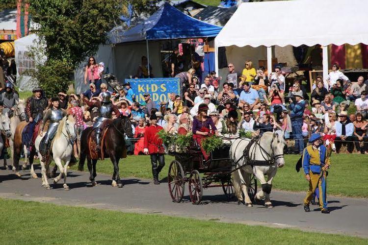 England's Medieval Festival