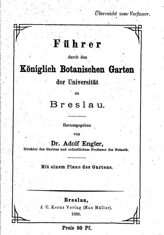 Engler system