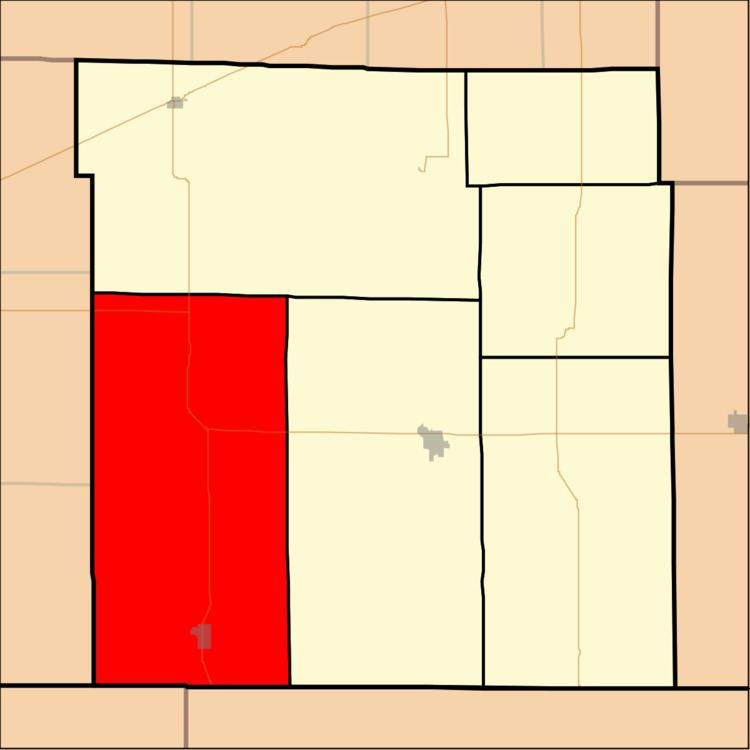 Englewood Township, Clark County, Kansas