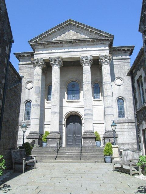 English Baptist Church, Carmarthen