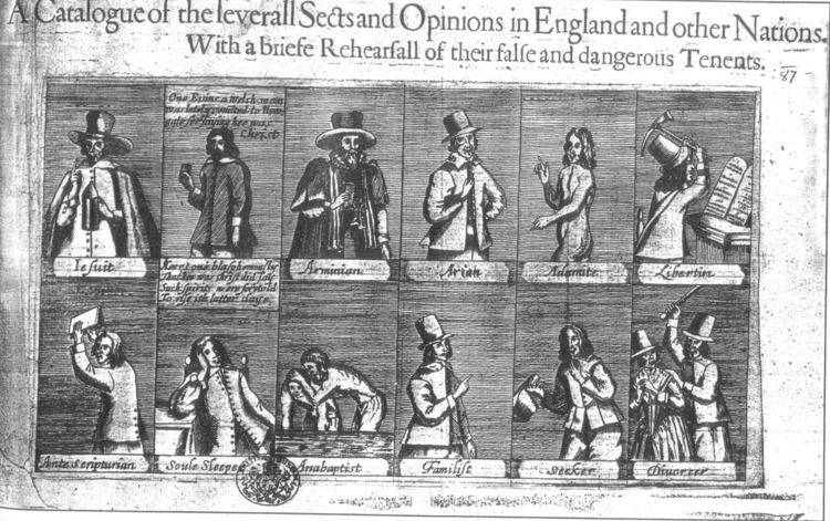 English Dissenters