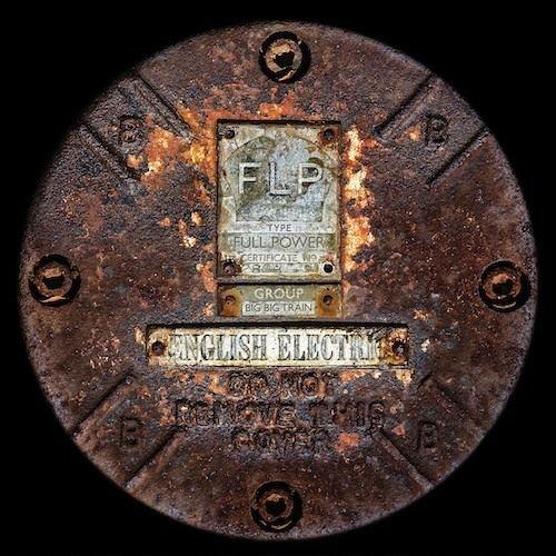 English Electric: Full Power wwwbigbigtraincompicscoverseeflp500jpg