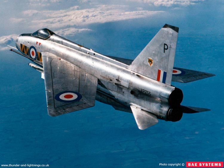 English Electric Lightning wwwthunderandlightningscouklightningimages