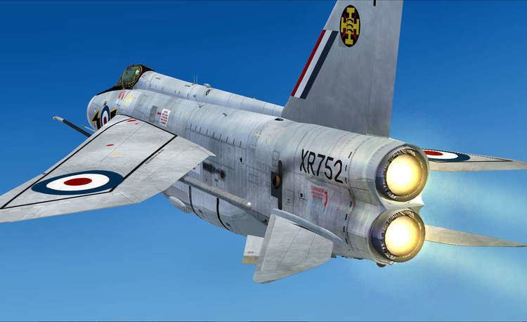 English Electric Lightning Just Flight English Electric Lightning F6 Download
