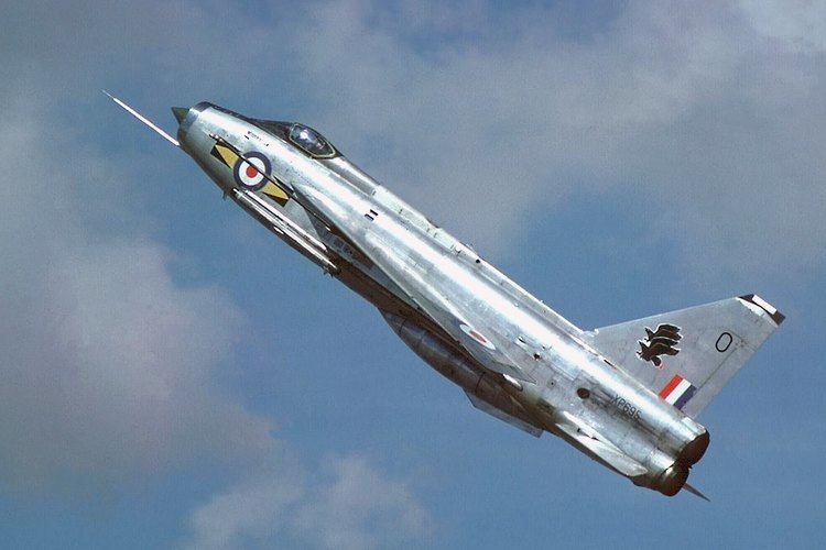 English Electric Lightning English Electric Lightning English skies ripped apart by riveted