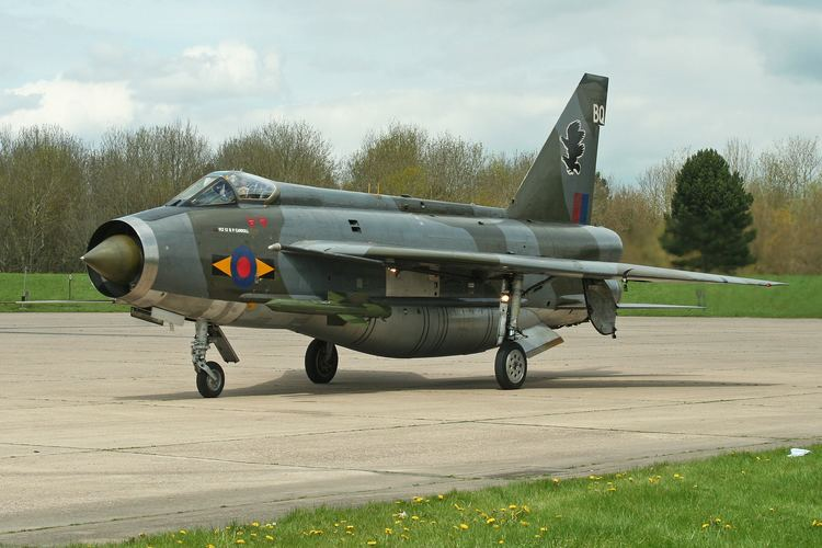 English Electric Lightning English Electric Lightning The Classic Post