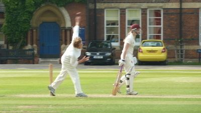 Enid Bakewell MATCH REPORT MCC Women 74YearOld Enid Bakewell Slices Felsted