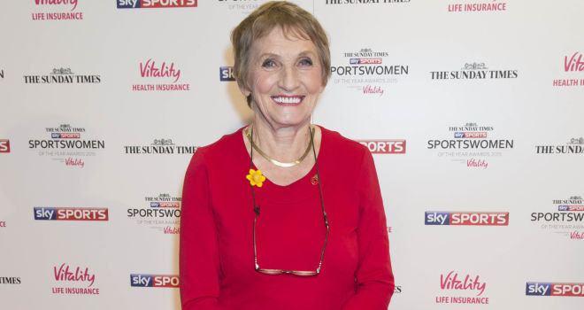 Enid Bakewell SWOTY Awards winners News SportsWomen Sky Sports