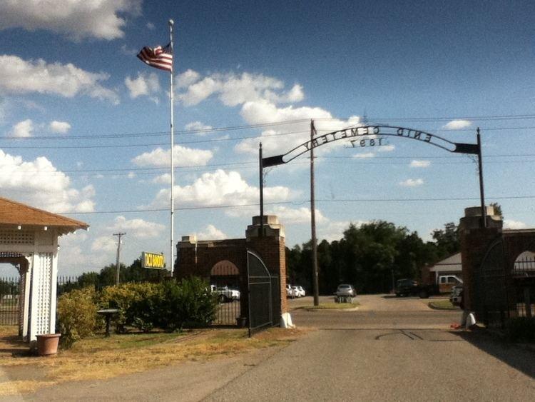 Enid Cemetery and Calvary Catholic Cemetery