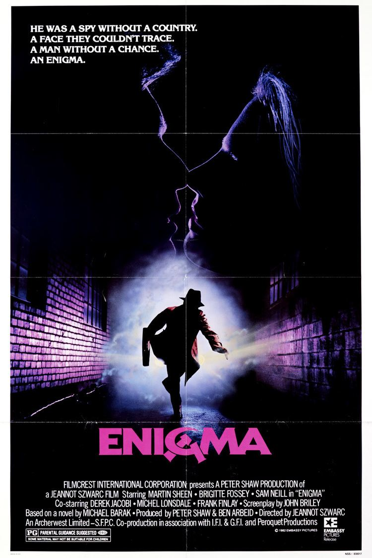 Enigma (1982 film) wwwgstaticcomtvthumbmovieposters6471p6471p