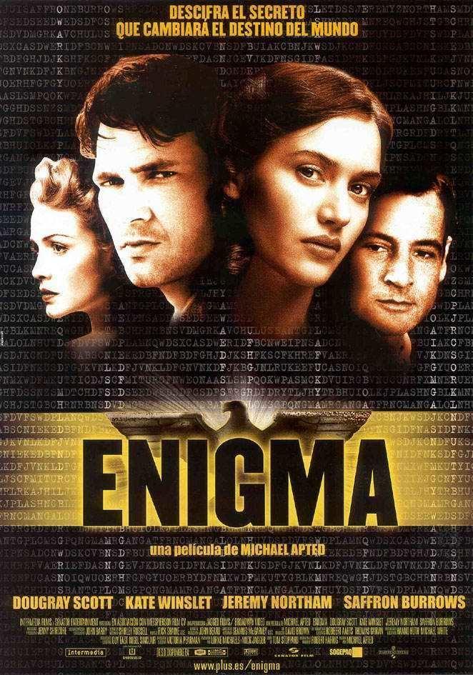 Enigma (2001 film) Enigma 2001 Hollywood Movie Watch Online Filmlinks4uis