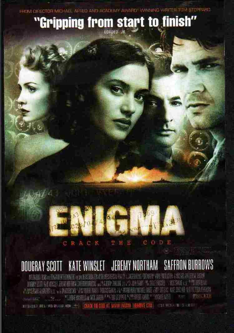 Enigma (2001 film) Frankly Collectible