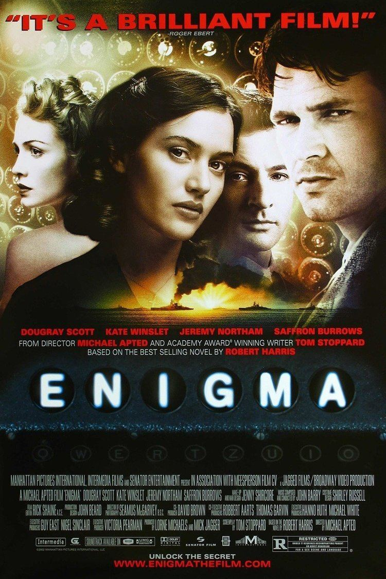 Enigma (2001 film) wwwgstaticcomtvthumbmovieposters27369p27369