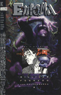 Enigma (Vertigo) Enigma 1 Vertigo ComicBookRealmcom