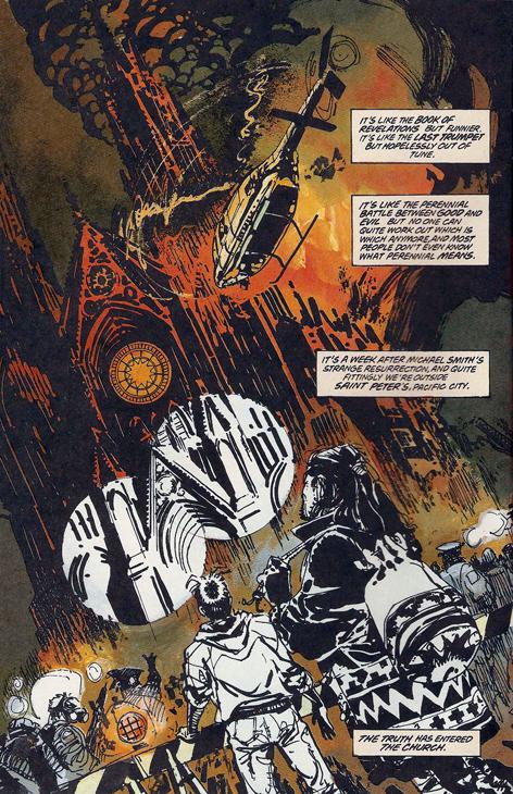 Enigma (Vertigo) Not Your Average Comics Enigma Written by Peter Milligan Art by