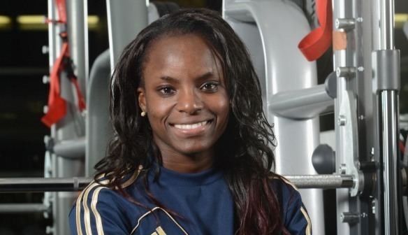 Eniola Aluko Eniola Aluko interview The law of the symphony for