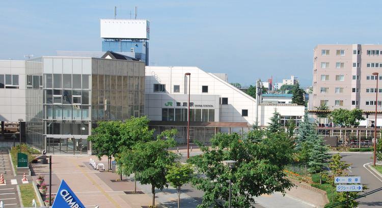 Eniwa Station