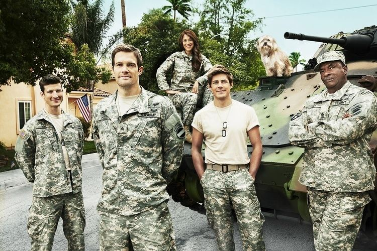 Enlisted (TV series) Enlisted TV show on FOX