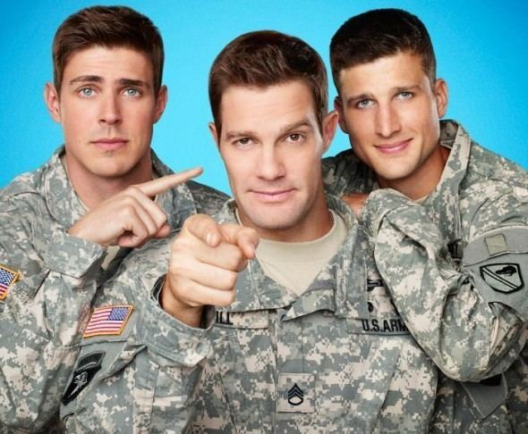 Enlisted (TV series) Enlisted TV show on FOX staying cancelled