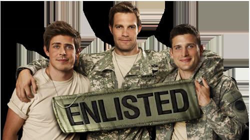 Enlisted (TV series) Enlisted TV fanart fanarttv
