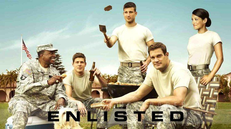 Enlisted (TV series) Fox Announces Return Date for Military Comedy 39Enlisted39