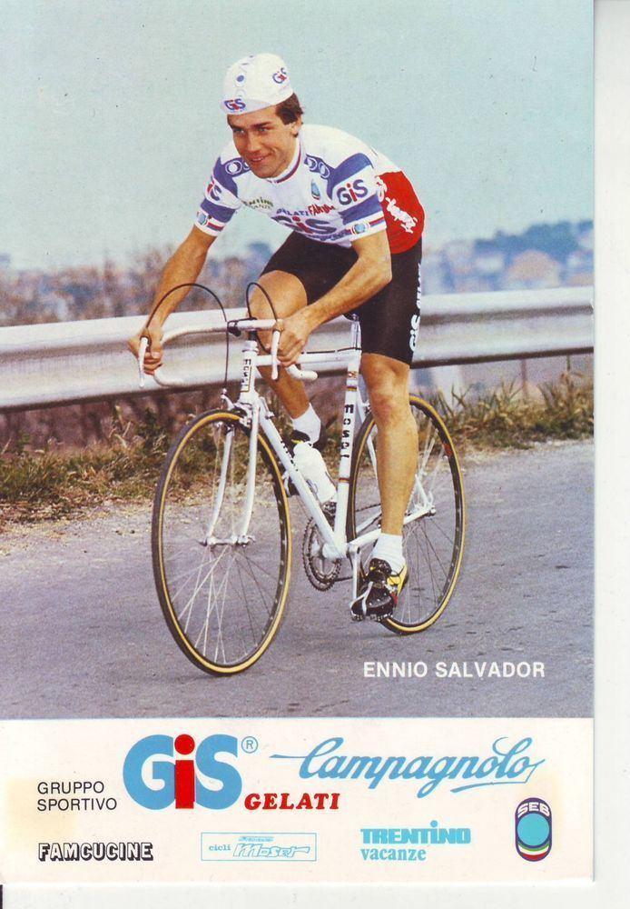 Ennio Salvador ennio salvador Cerca con Google ciclismo depoca Pinterest