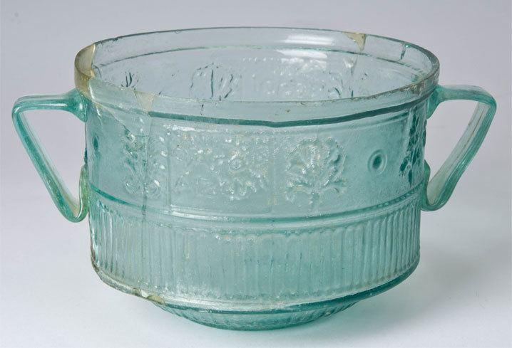 Ennion BethsMomToo Ennion Glass on Exhibit