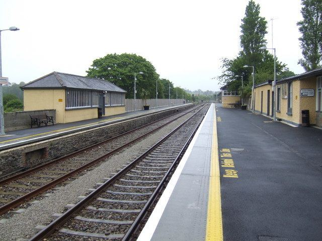 Enniscorthy railway station